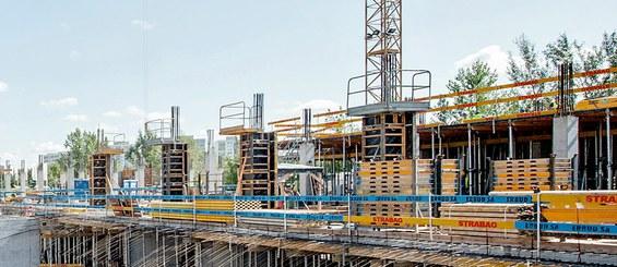 Plataforma Universal para construção de pilares