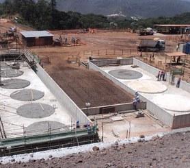 Mineroduto Samarco, Mariana – MG, Brasil