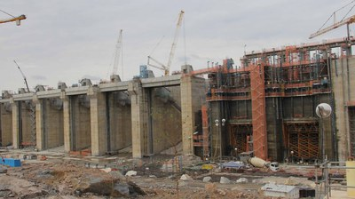 Usina Hidrelétrica Belo Monte, Altamira, Brasil