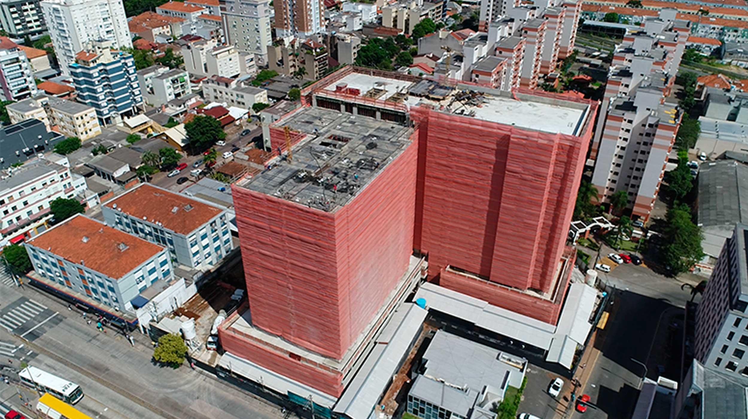 Medplex Eixo Norte é o mais novo complexo hospitalar de Porto Alegre (RS).