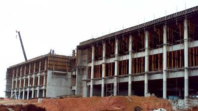 Edifício administrativo da Schlumberger, Brasil