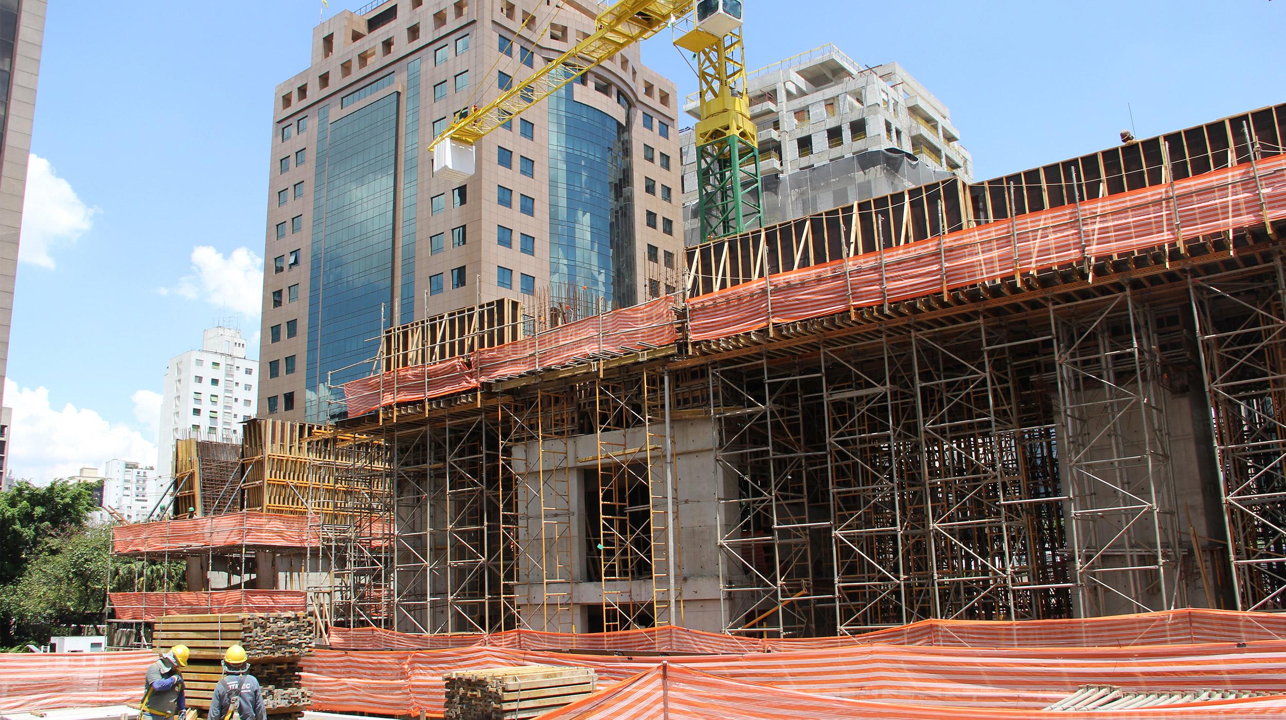 Localizado na região da avenida Brigadeiro Faria Lima, uma das mais importantes vias da Zona Sul de São Paulo, este edifício será um novo marco arquitetônico da região.