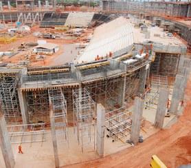 Estádio Nacional, Brasília, Brasil