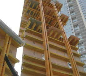 Edifício Coast at Lakeshore East, Chicago, USA