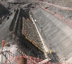 Usina Hidrelétrica La Higuera, San Fernando, Chile