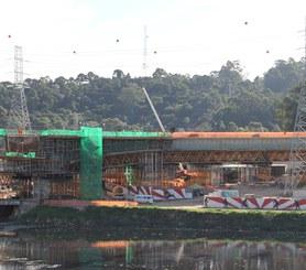 Ponte Itapaiuna, São Paulo, Brasil