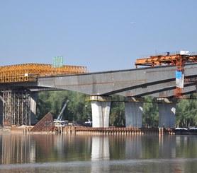 Ponte Maria Skłodowska-Curie, Varsóvia, Polônia