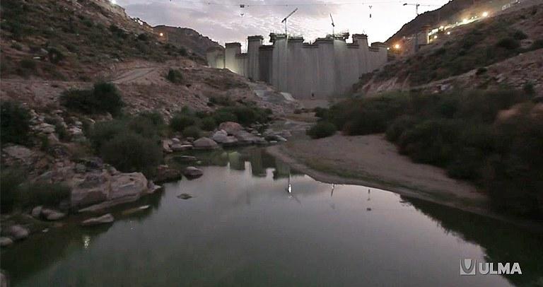 Projetos de barragens