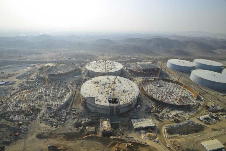 Projeto Briman em Jeddah, Arábia Saudita