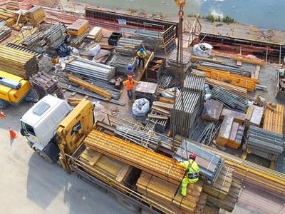 Como a gestão de equipamentos locados em obra pode reduzir os custos finais das obras de Construção Civil?